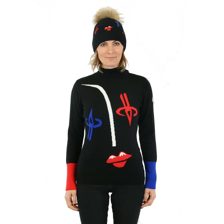 Henri Duvillard Polset Sweater Black 2020