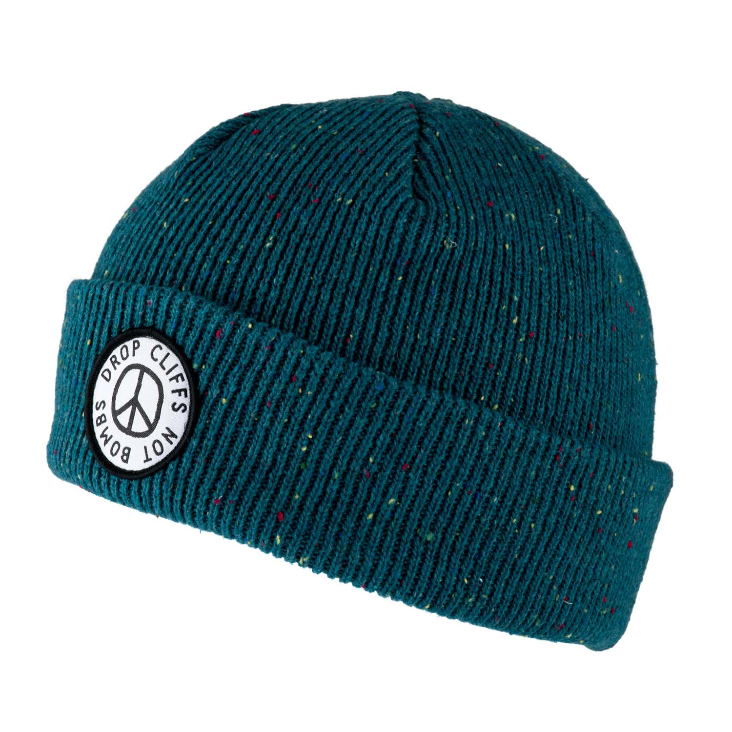 Planks Peace Beanie Ocean Blue 2020