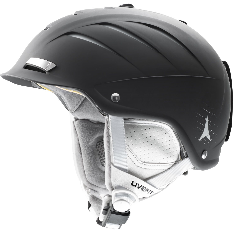 Atomic Affinity LF Womens Helmet Black 2018
