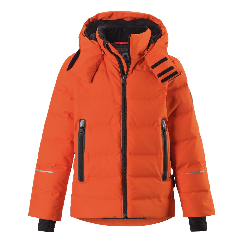 Reima Wakeup Down Jacket Orange 2020