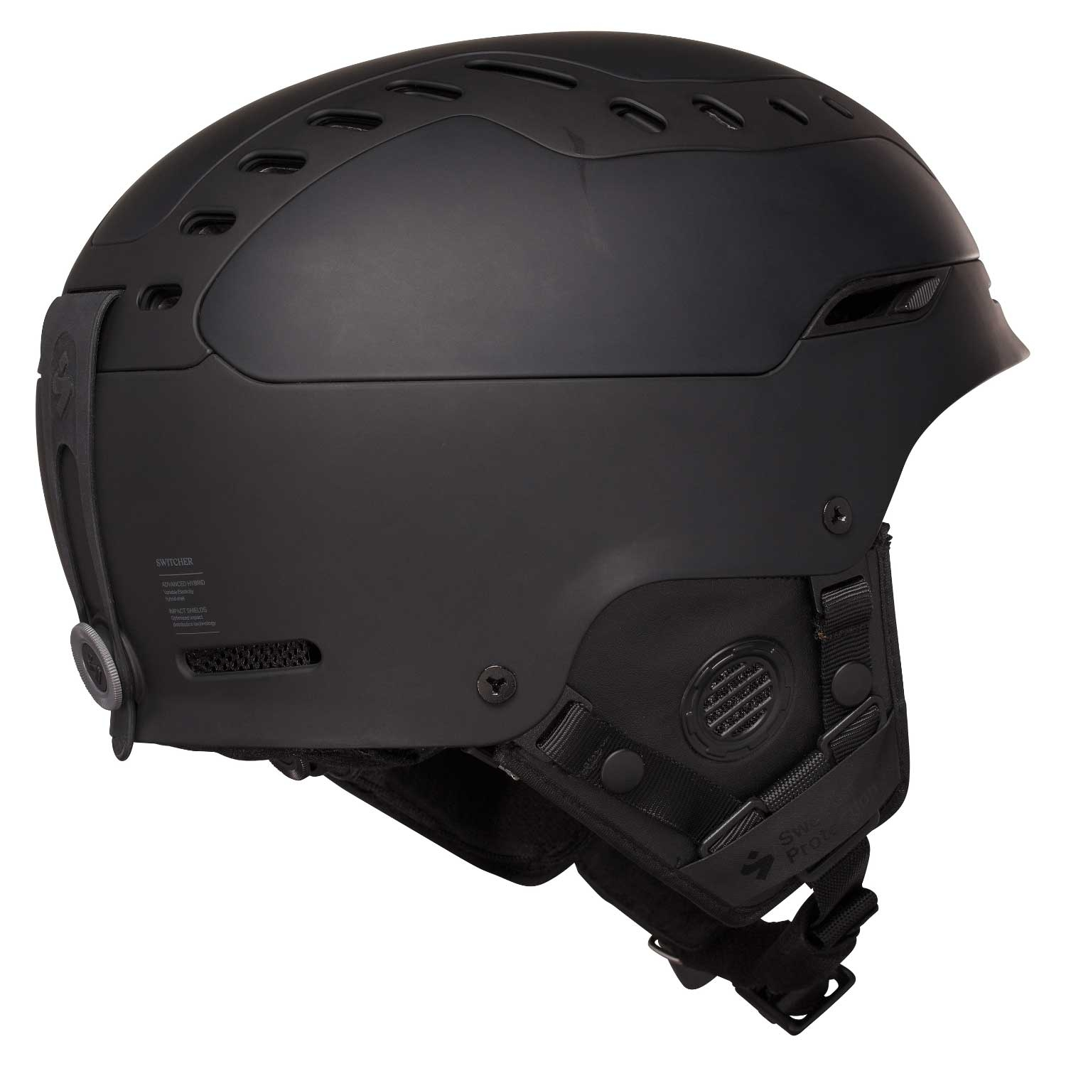 Sweet Switcher MIPS Helmet Dirt Black 2020