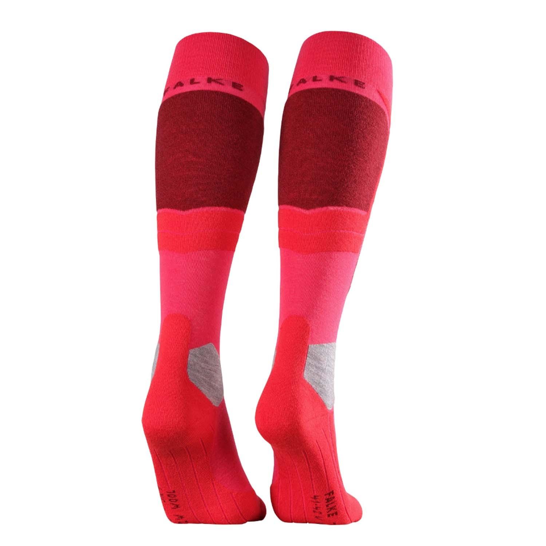 Falke SK4 Womens Ski Sock Rose 2020