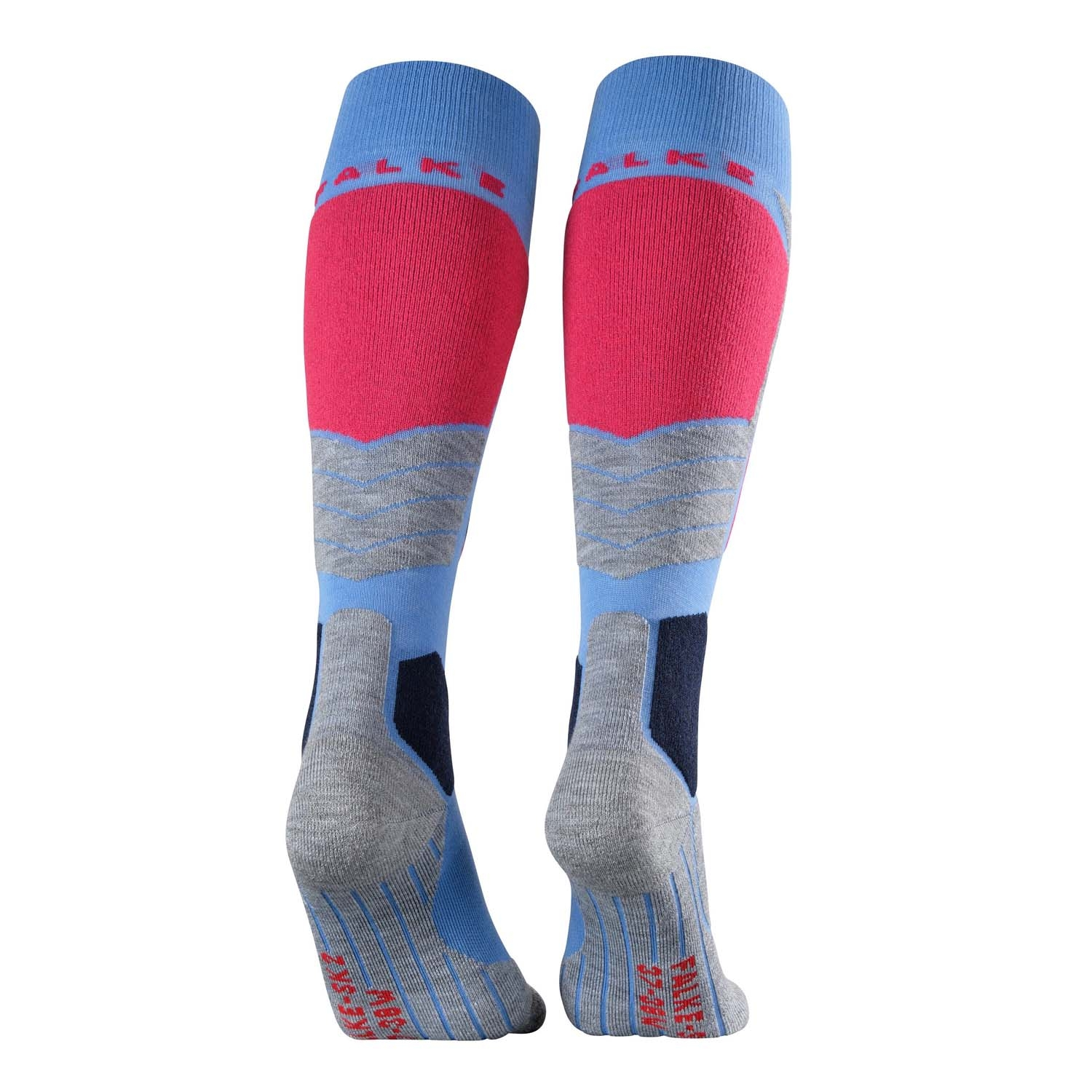 Falke SK2 Womens Ski Sock Blue Note 2020