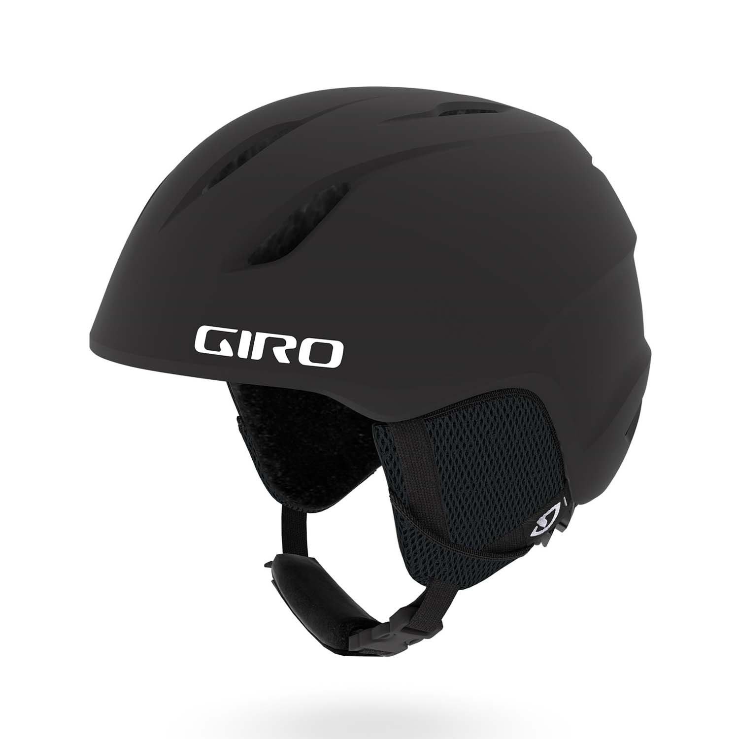 Giro Launch Helmet Matte Black 2020
