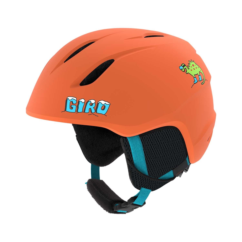 Giro Launch Helmet Matte Orange/Dino 2020
