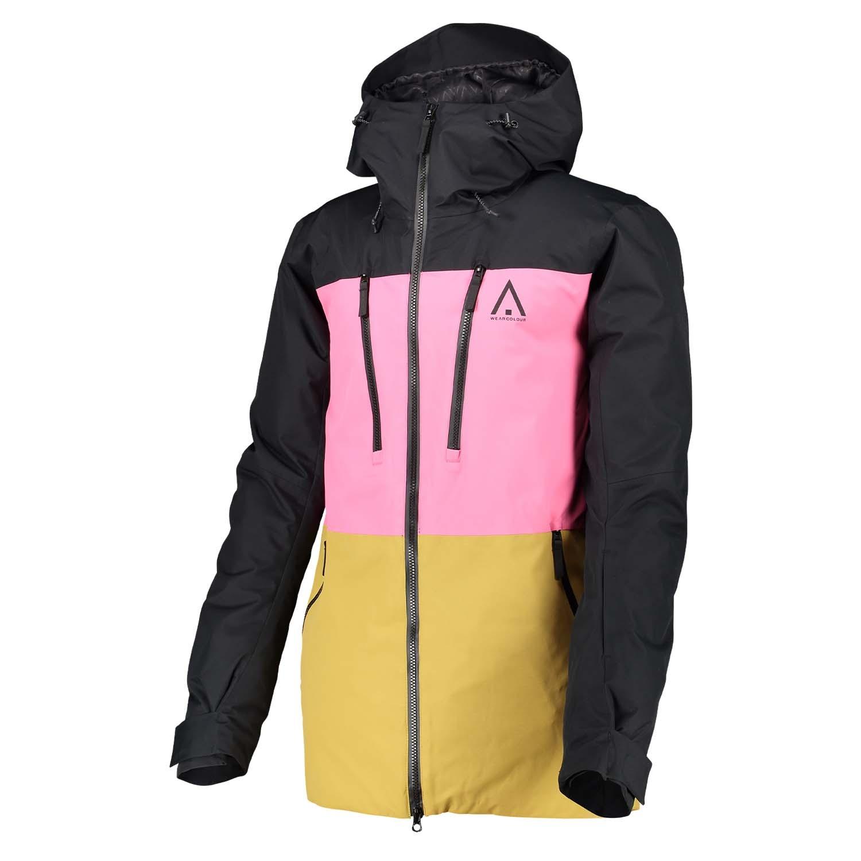 Wearcolour Grid Jacket Black 2020