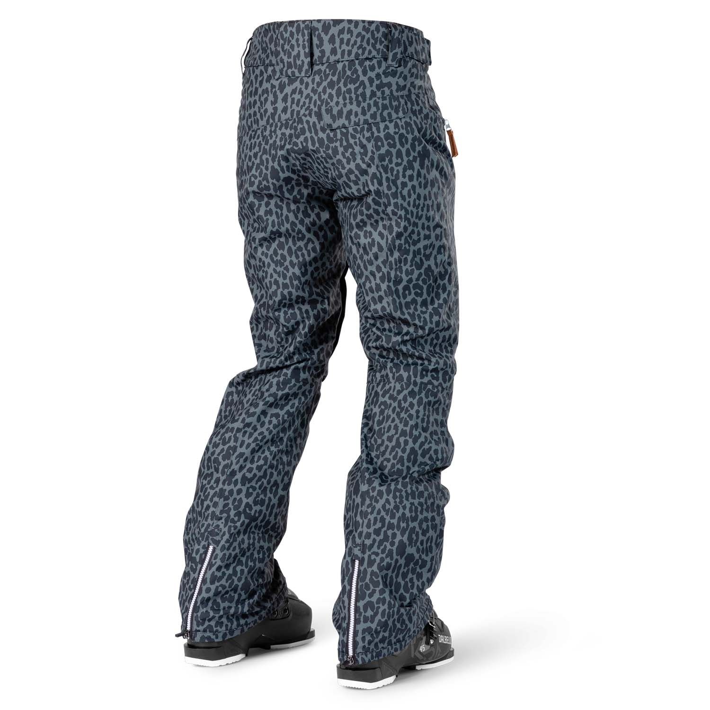 Wearcolour Cork Pant Black Leo 2020