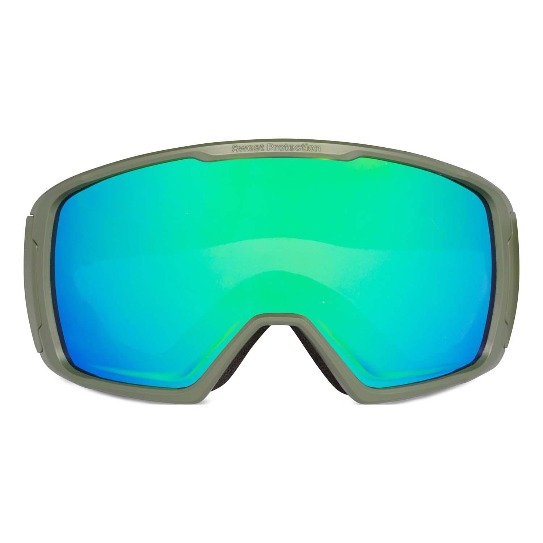 Sweet Clockwork Goggle Matte Olive Drab/RIG Emerald 2020