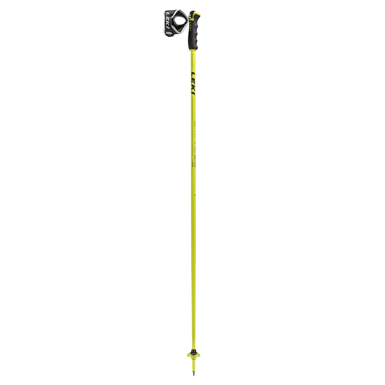 Leki Spitfire S Ski Pole Neon Yellow 2020