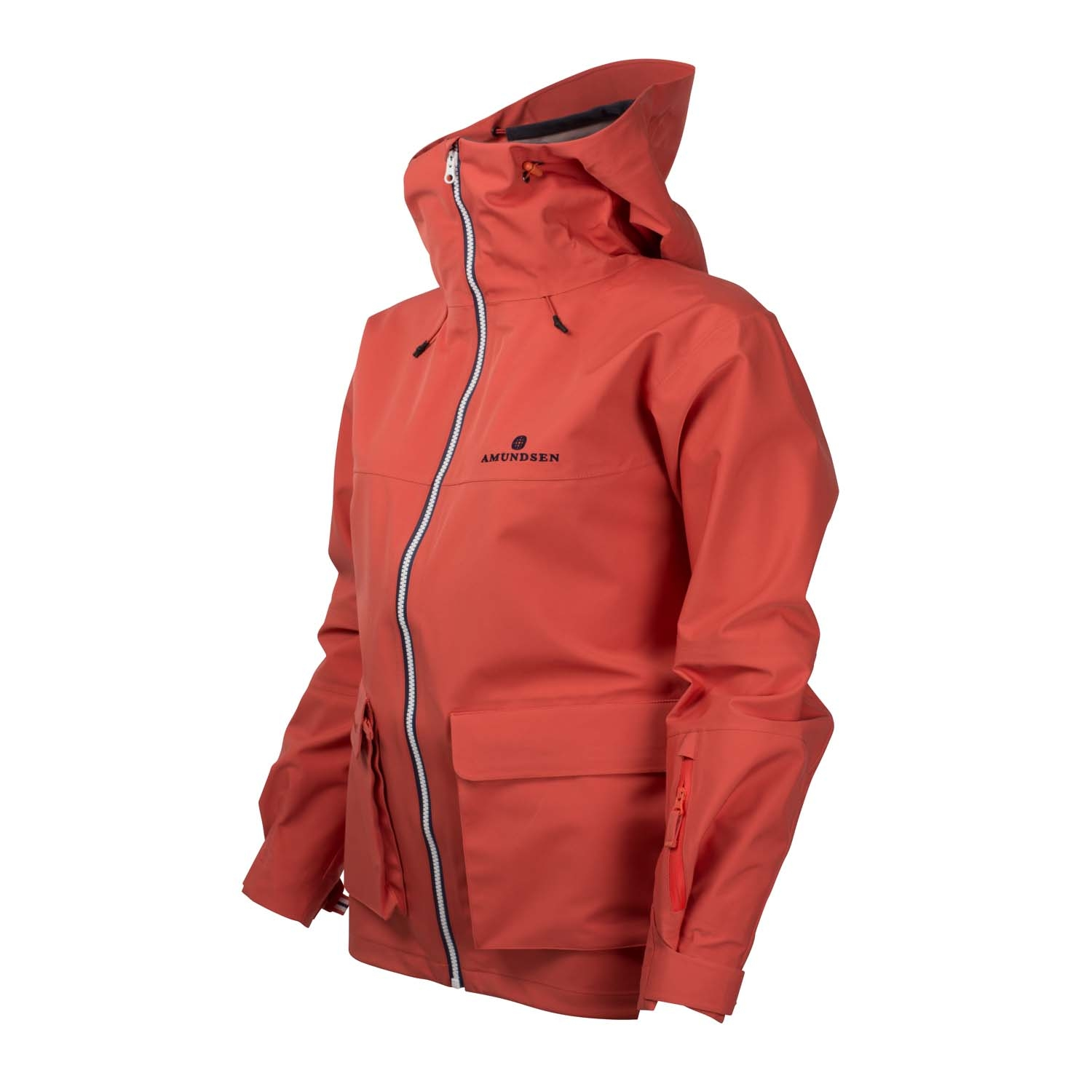 Amundsen Womens Peak Jacket Weathered Red 2020