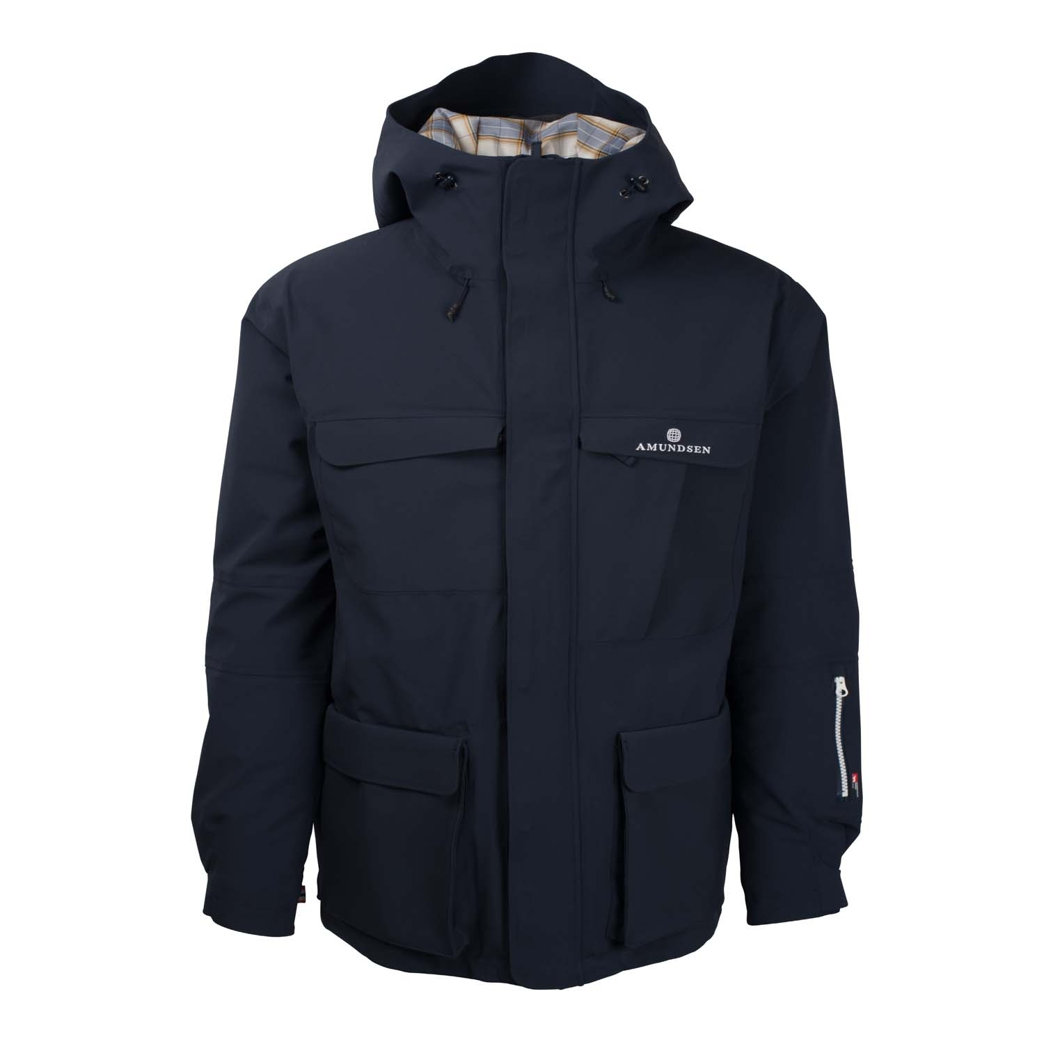 Amundsen Kleiva G2 Jacket Faded Navy 2020