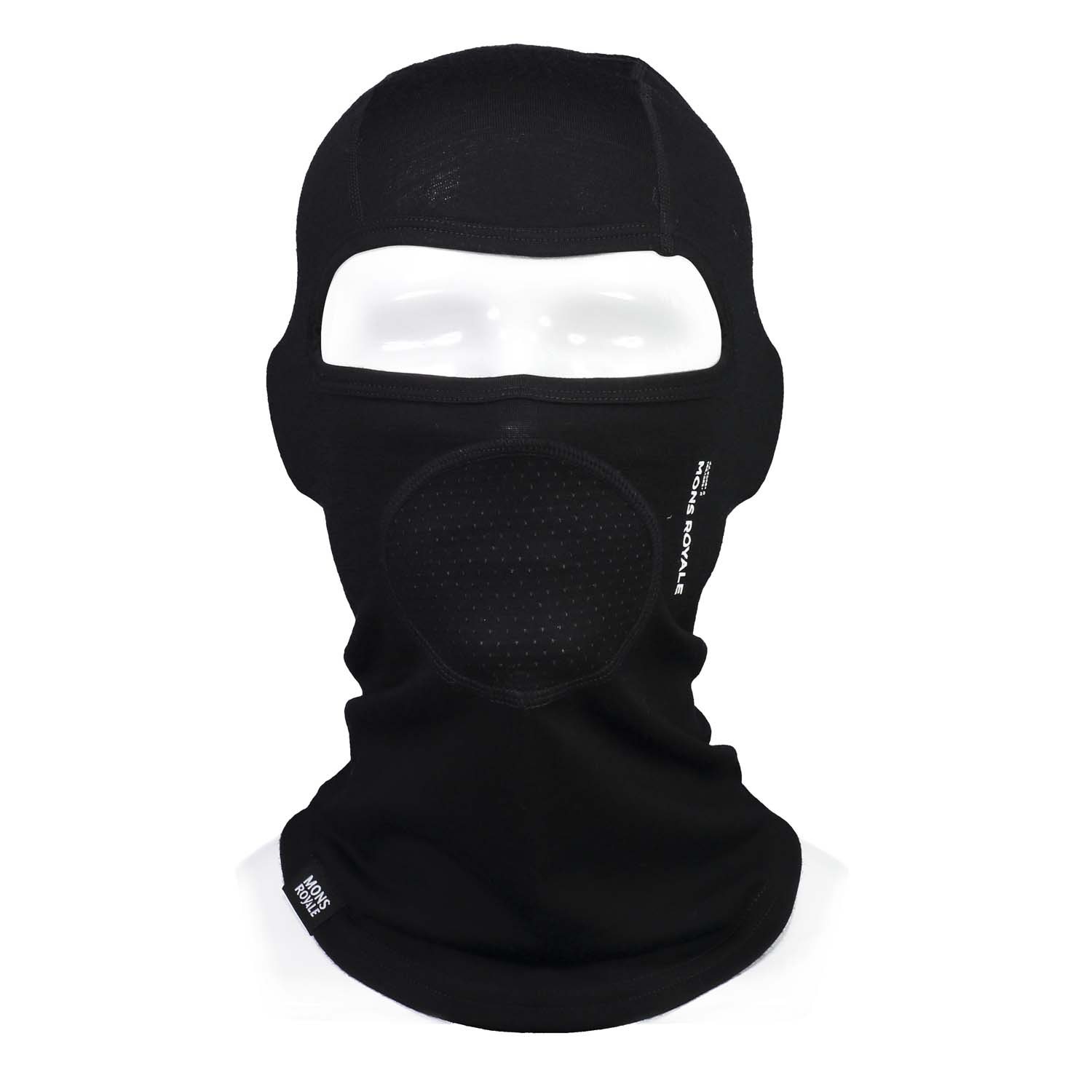 Mons Royale Olympus Tech Balaclava Black 2020