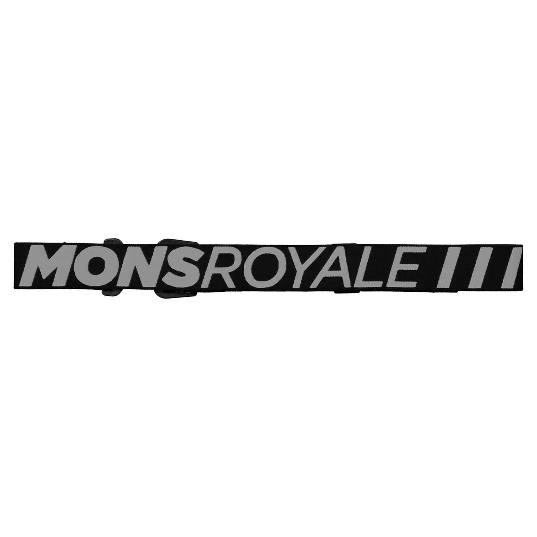 Mons Royale Birving Belt Black/Grey 2020