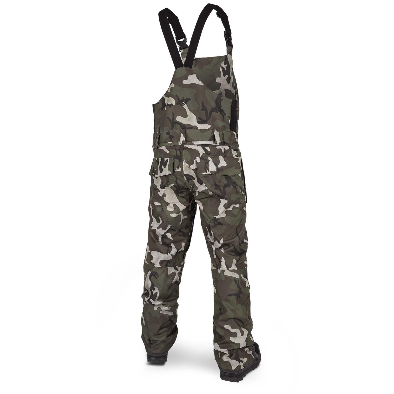 Volcom Roan Bib Overall Pant GI Camo 2020