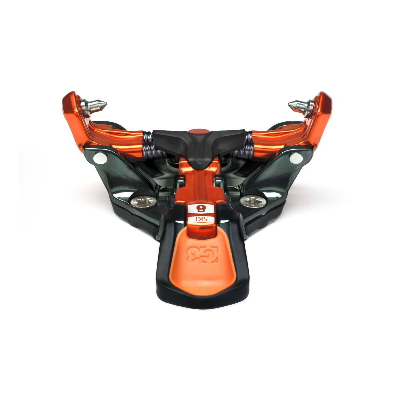 G3 ION 12 Ski Binding with Brakes 2020