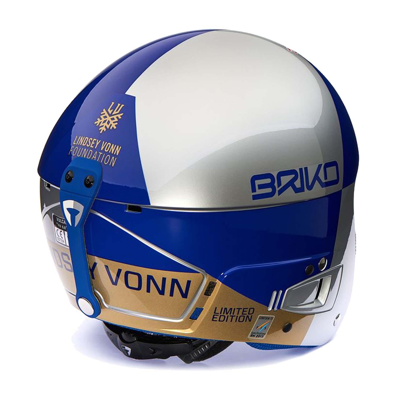 Briko Red Bull Vulcano FIS 6 8 JR Helmet 2020