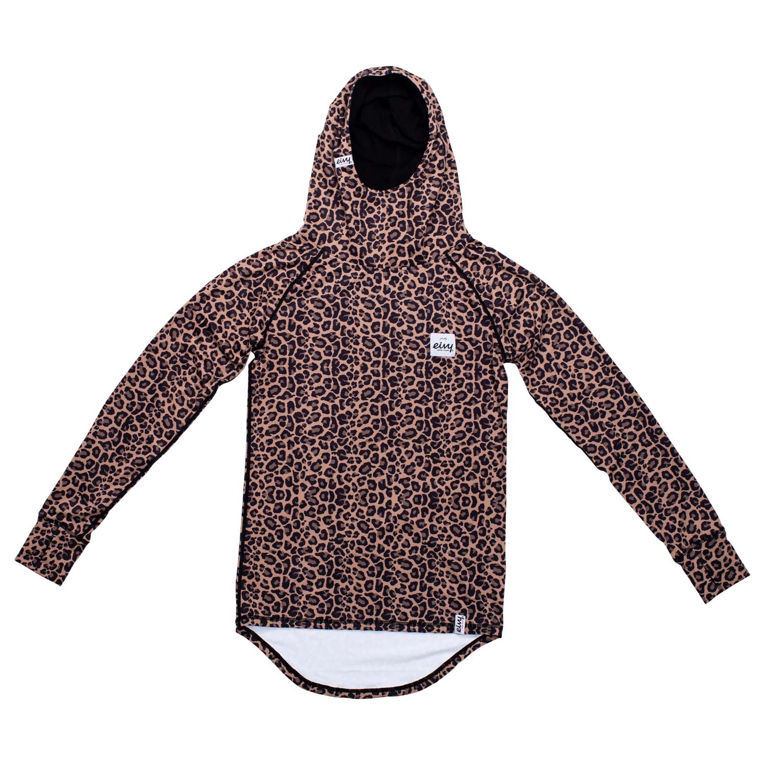Eivy Icecold Hooded Top Baselayer Leopard 2020