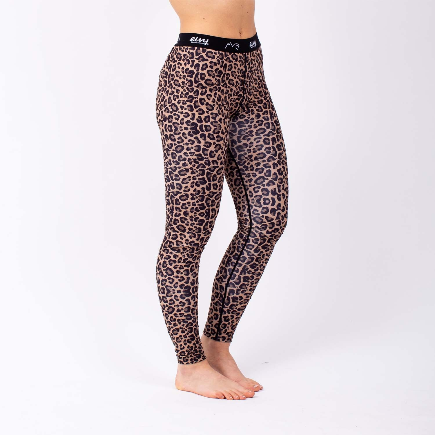 Eivy Icecold Tights Baselayer Leopard 2020
