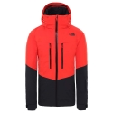 North Face Chakal Jacket Fiery Red/TNF Black 2020