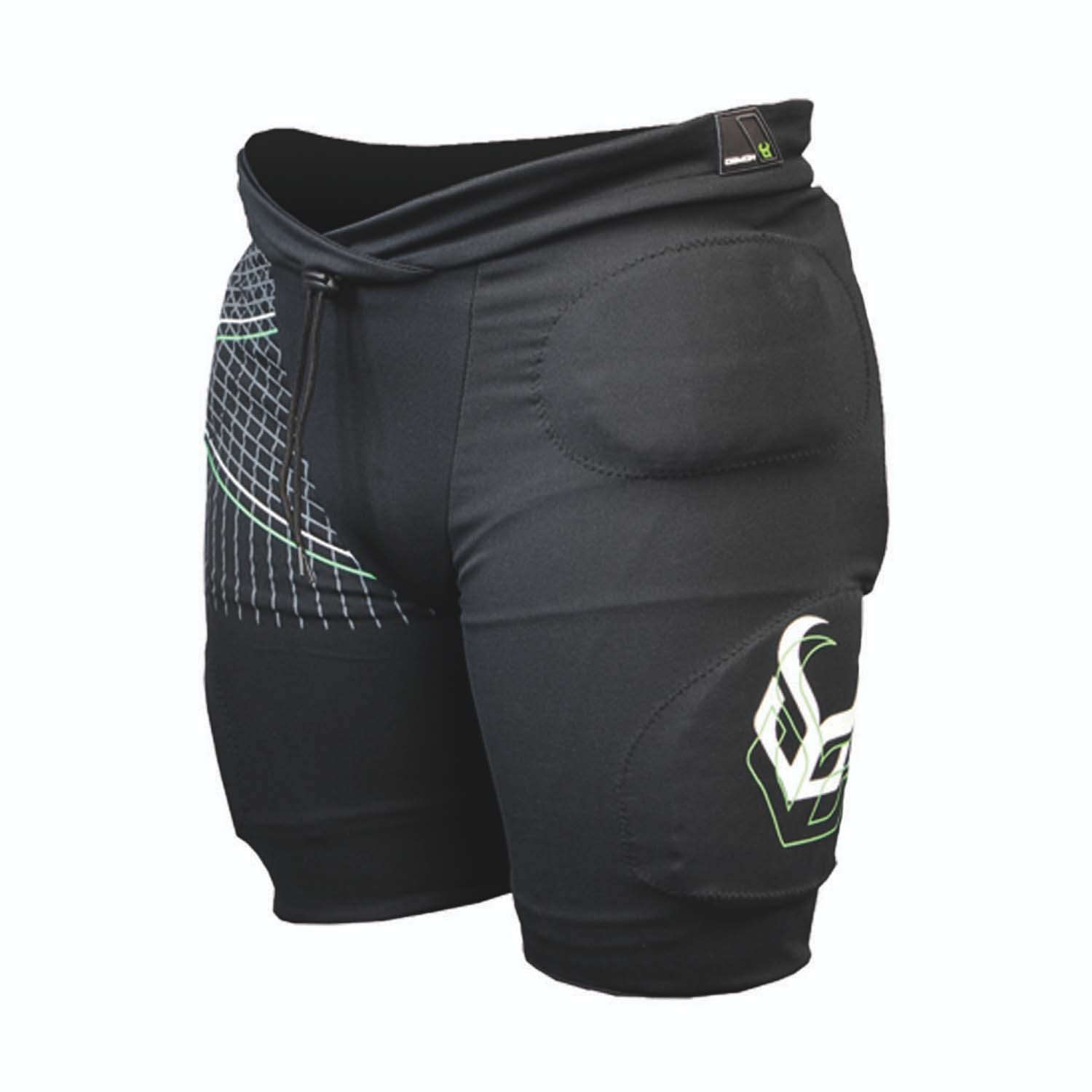 Demon Mens Flexforce Pro Short Black 2020
