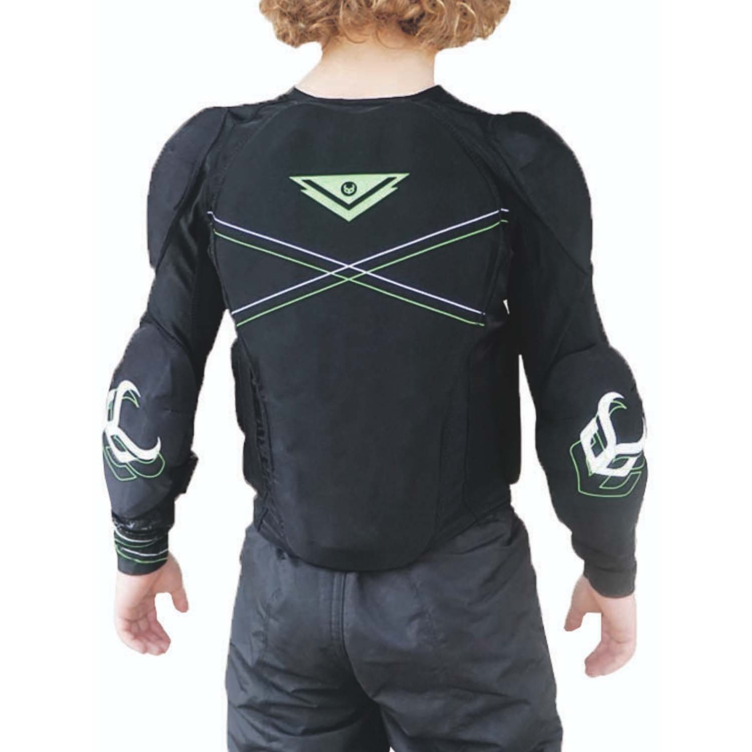 Demon Flexforce Pro Top Youth Black 2020