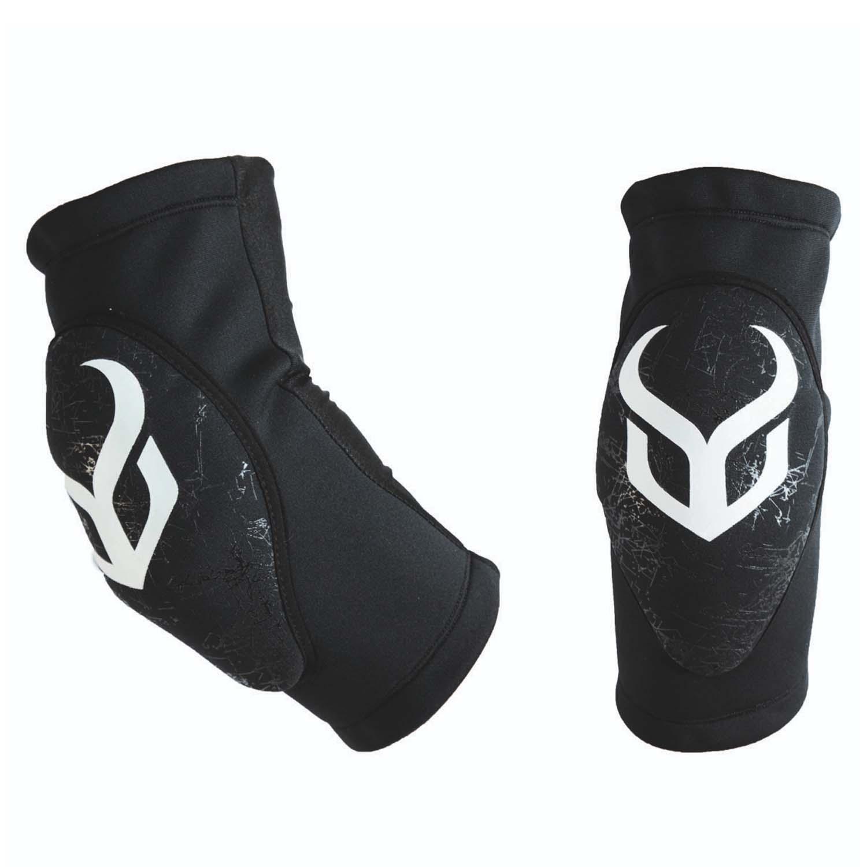 Demon Soft Cap Pro JR Elbow Guard Black 2020
