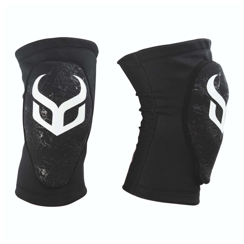 Demon Soft Cap Pro JR Knee Guard Black 2020
