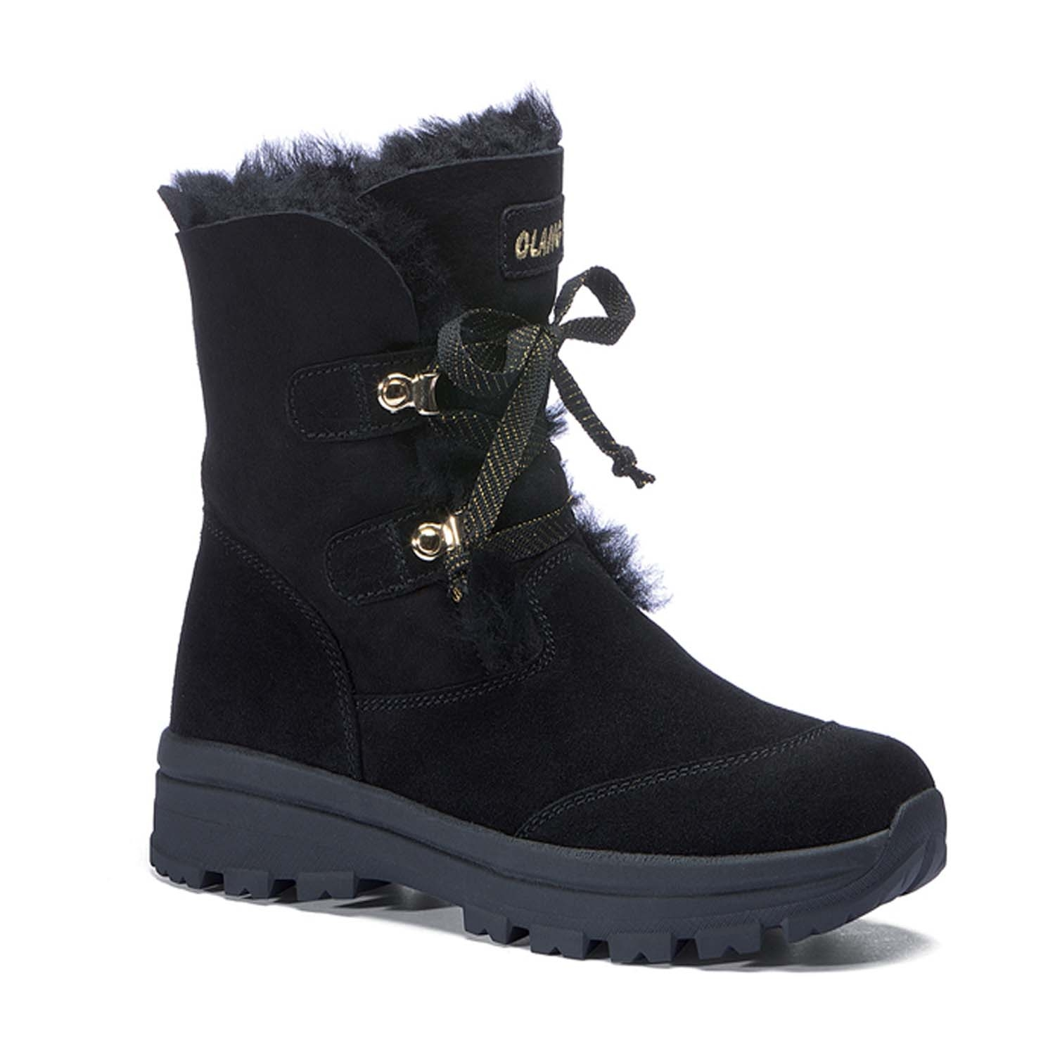 Olang Lappone Boot Black 2020