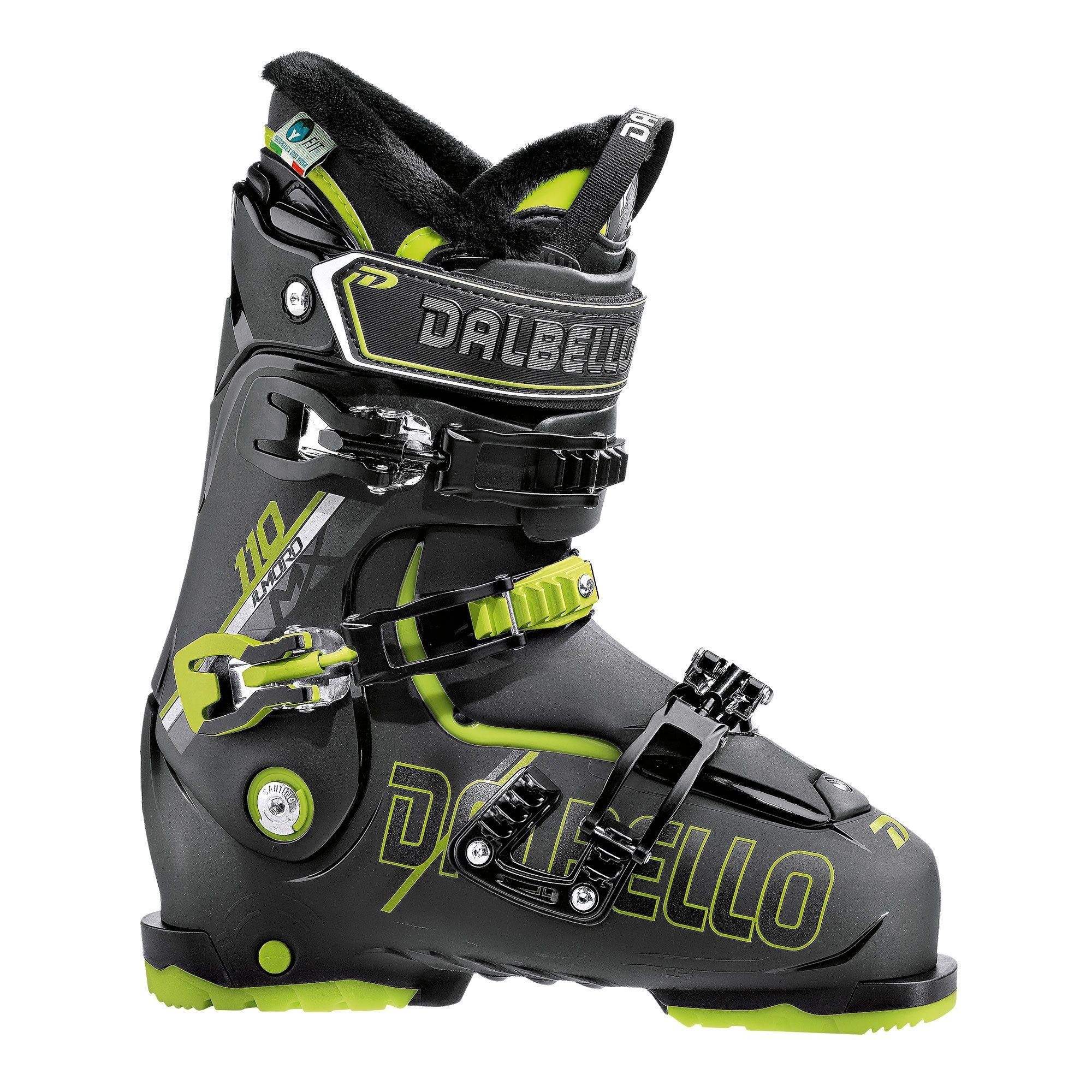 Dalbello IL Moro MX 110 Ski Boot Black 2018