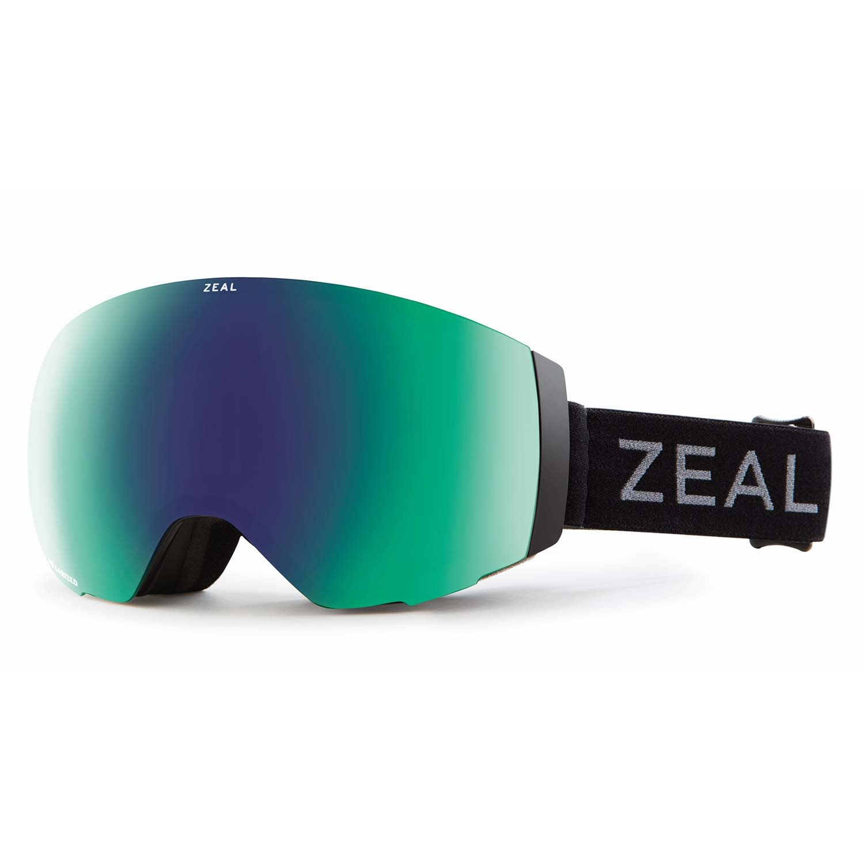 Greybird ~ Jade Mirror One Size Zeal Portal Xl Rls Unisex Goggles Ski