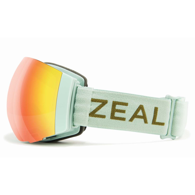 Zeal Portal Goggle Pistachio/Polarised Phoenix 2020