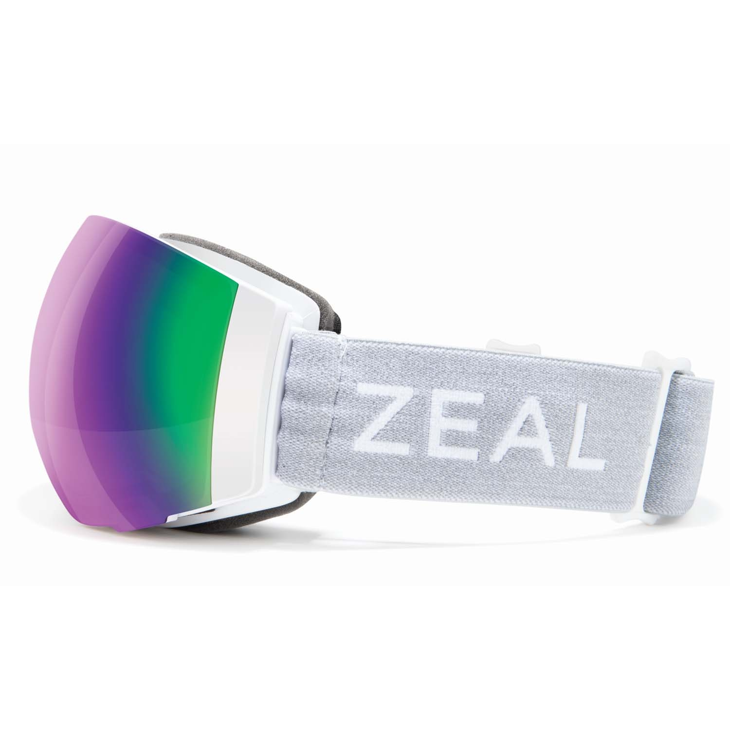 Zeal Portal Goggle White Out/Polarised Jade 2020