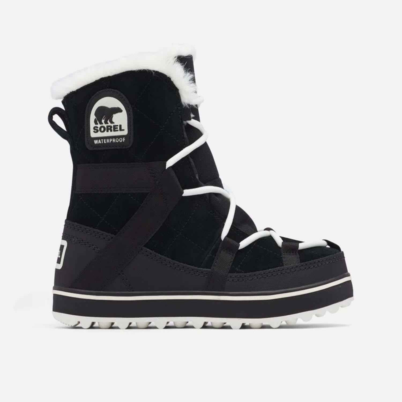 Sorel Glacy Explorer Shortie Boot Black 2020