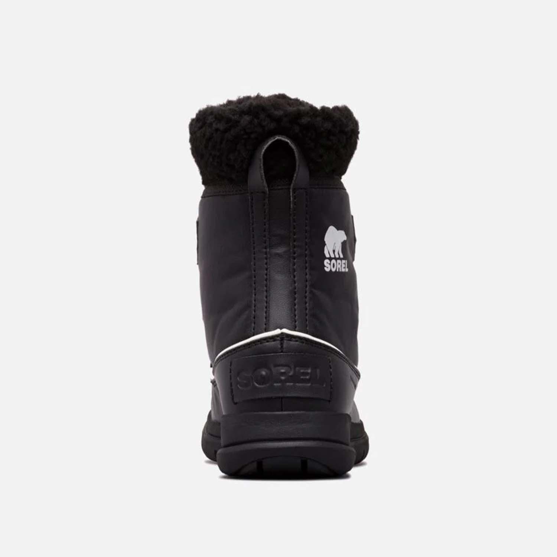 Sorel Explorer Carnival Boot Black/Sea Salt 2020