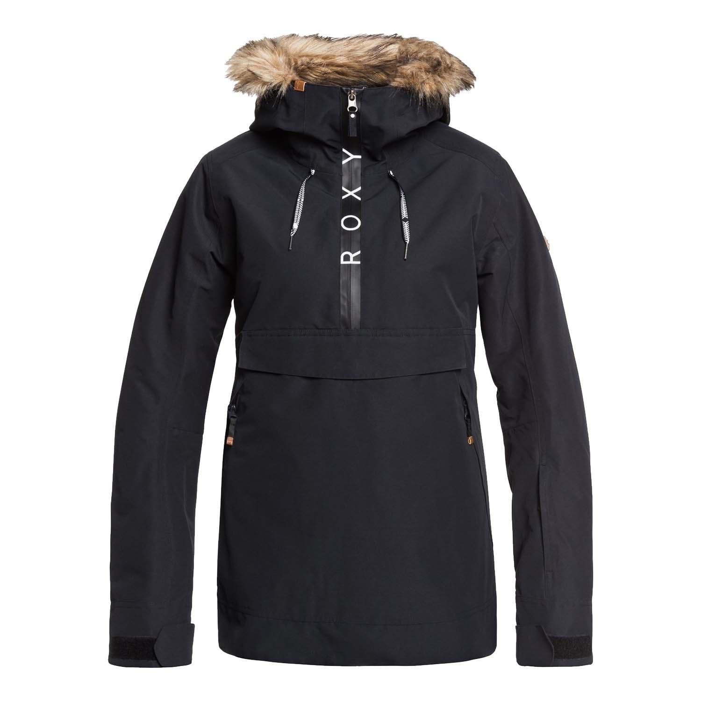 Roxy Shelter Jacket True Black 2020