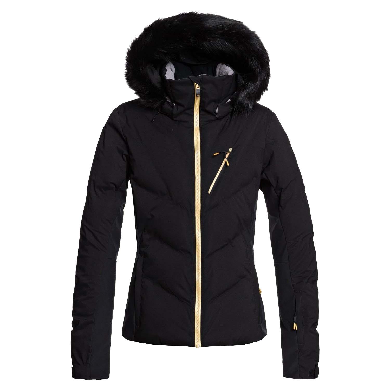 Roxy Snowstorm Plus Jacket Black 2020
