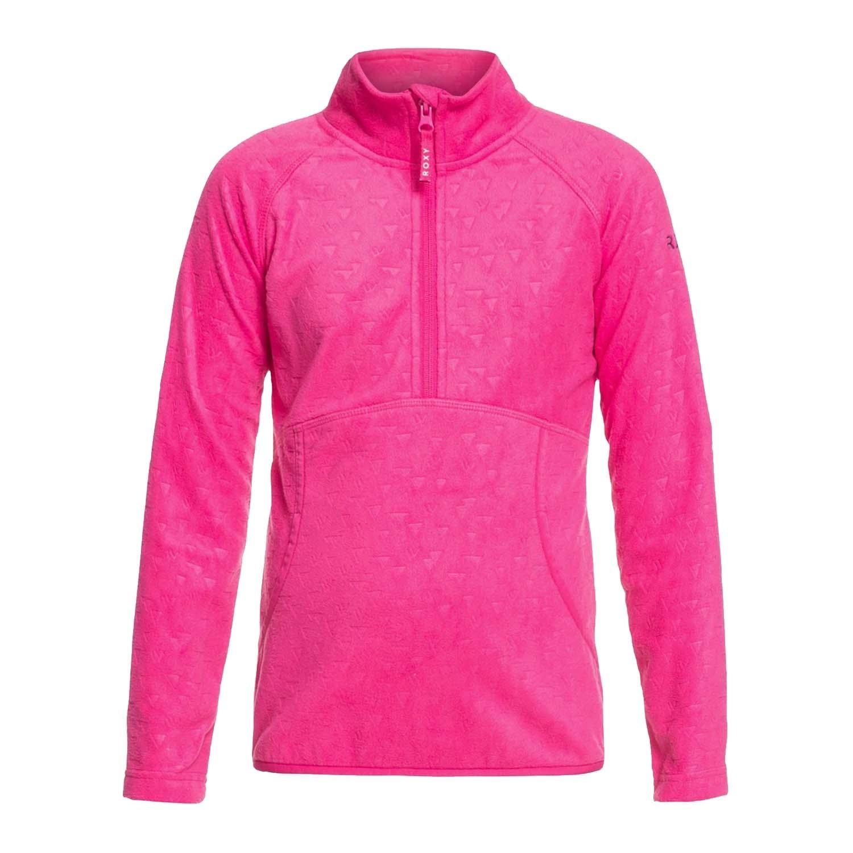 Roxy Cascade Girl Rising Peak Embossed Fleece Beetroot Pink 2020