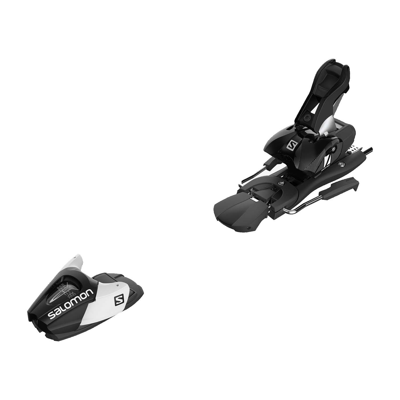 Salomon N L7 Ski Bindings Black/White 2020