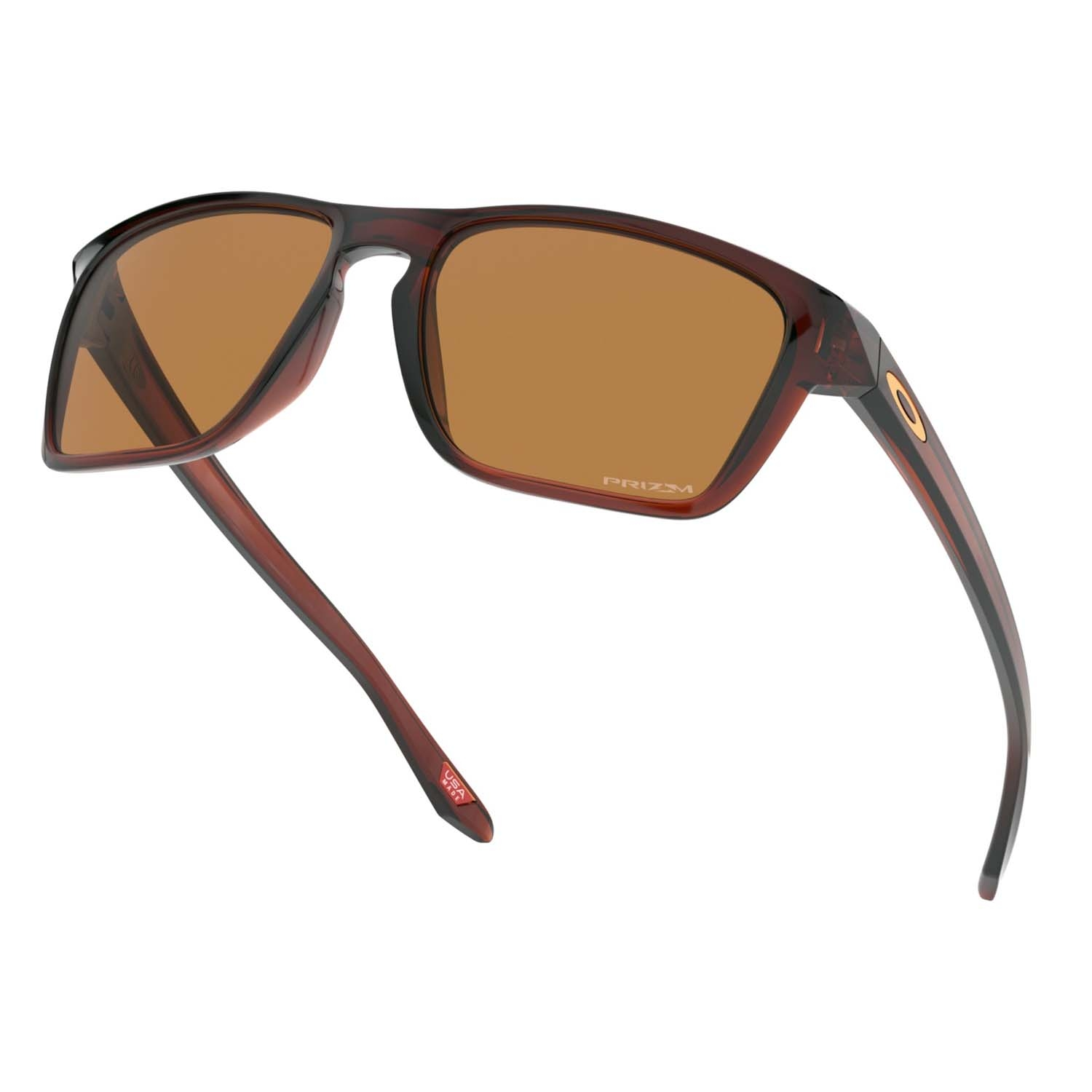 Oakley Sylas Sunglasses Polished Rootbeer/Prizm Bronze 2020