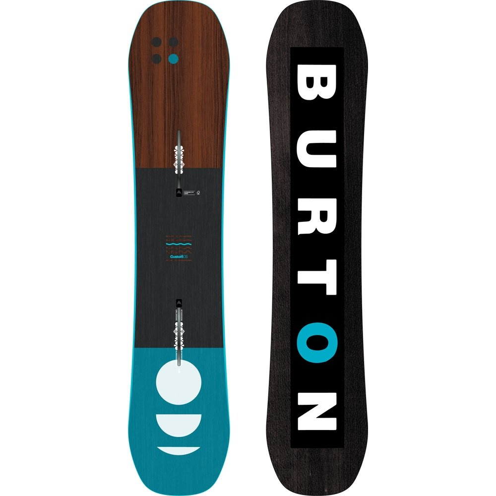 Burton Custom Smalls Junior Snowboard 2019