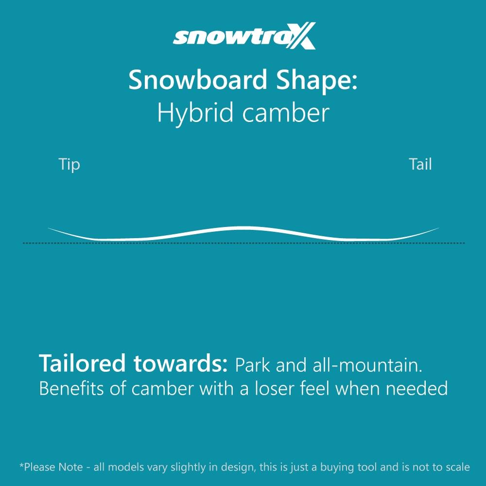 Burton Kilroy 3D Snowboard 2020