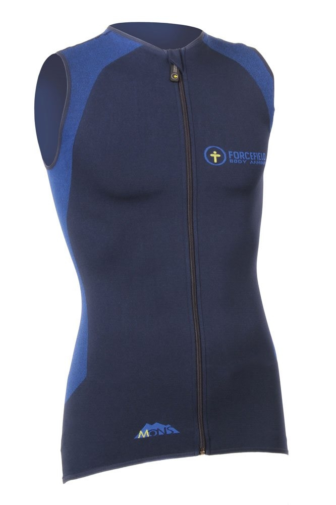 Forcefield Mons Vest with Back Protector 2018