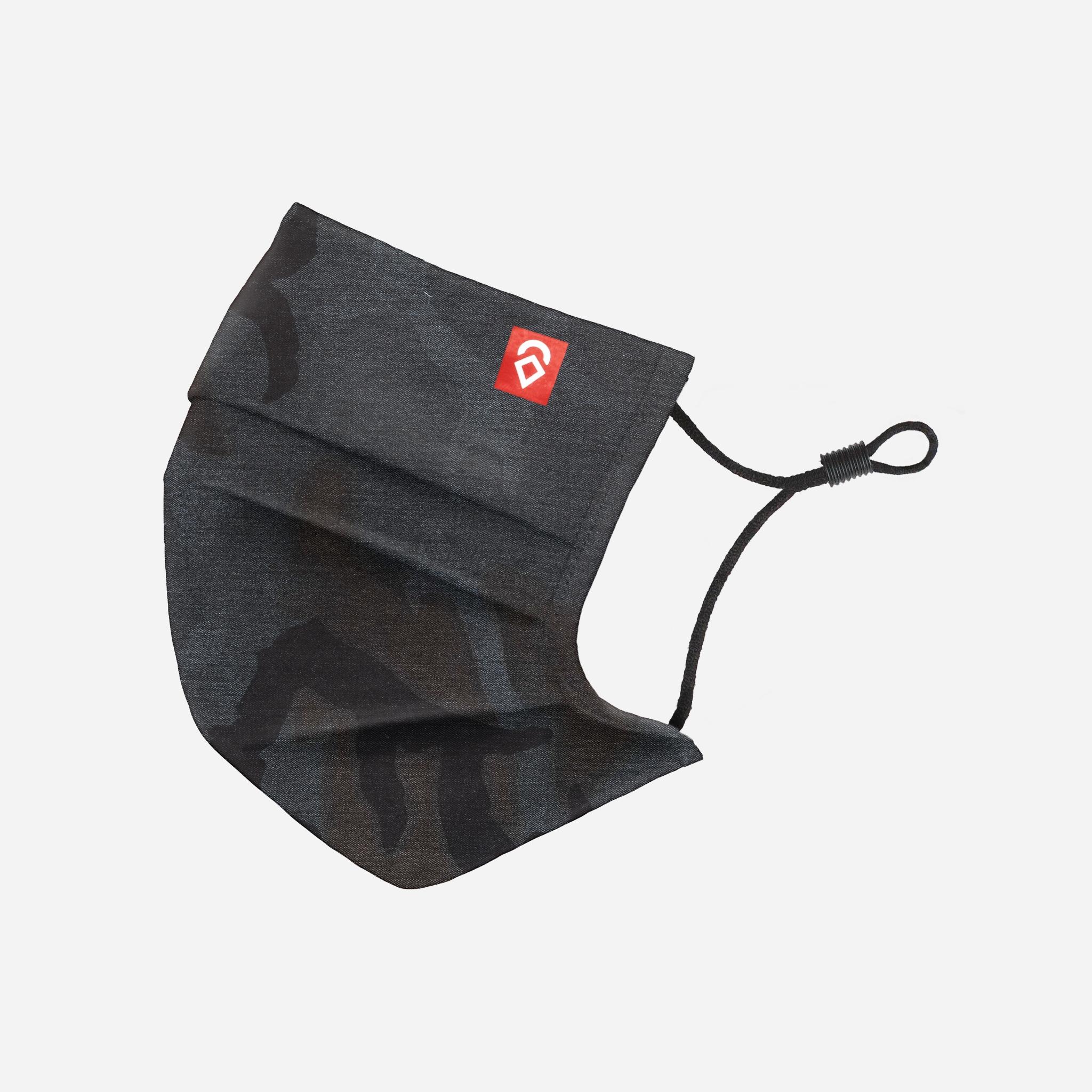 Airhole Basic 3-Layer Pleated Facemask 3 Pack Shibuya