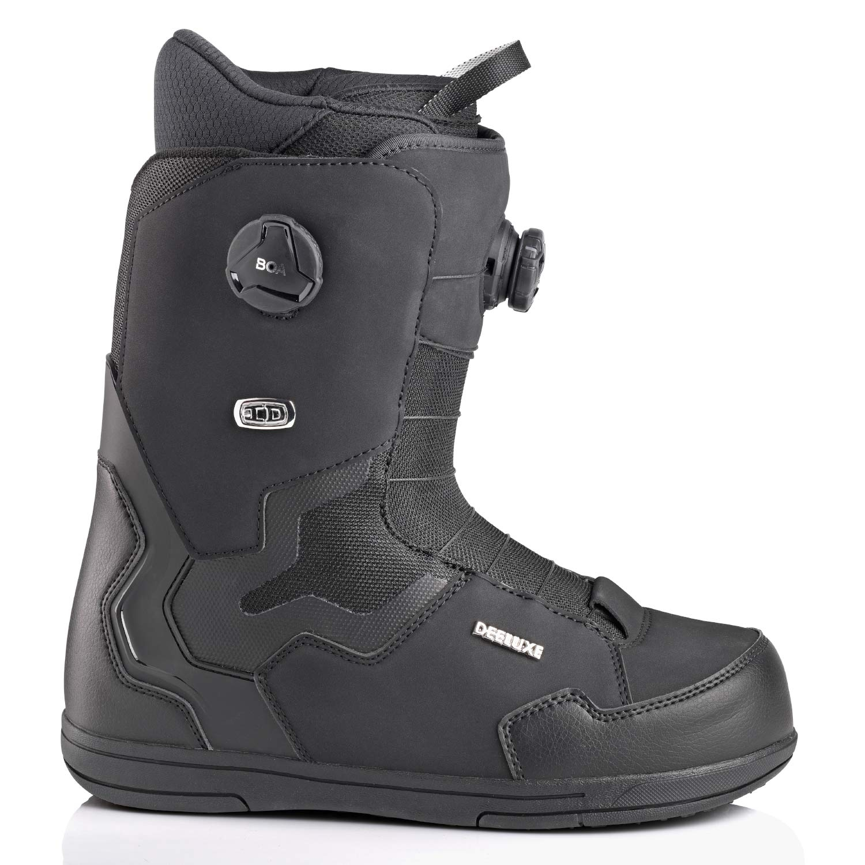 Deeluxe ID Dual Boa PF Snowboard Boots Black 2021