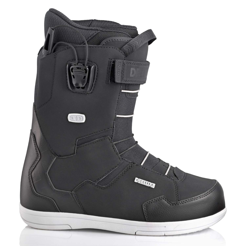 Deeluxe Team ID PF Snowboard Boots Black 2021