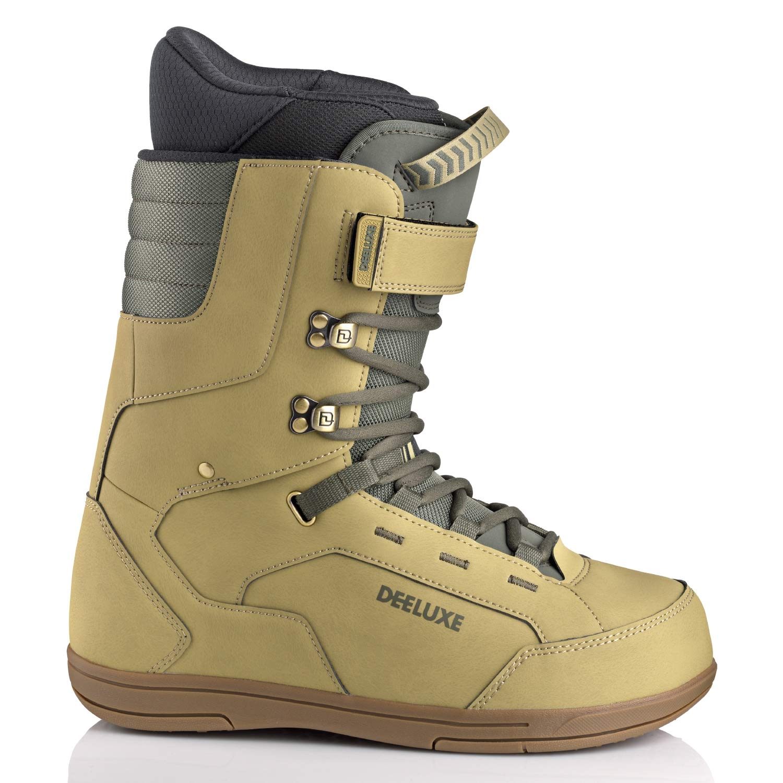 Deeluxe Original PF Snowboard Boots Army 2021