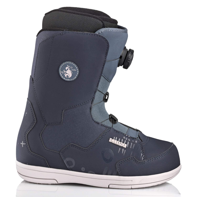 Deeluxe ID Lara Boa CF Snowboard Boots Navy 2021