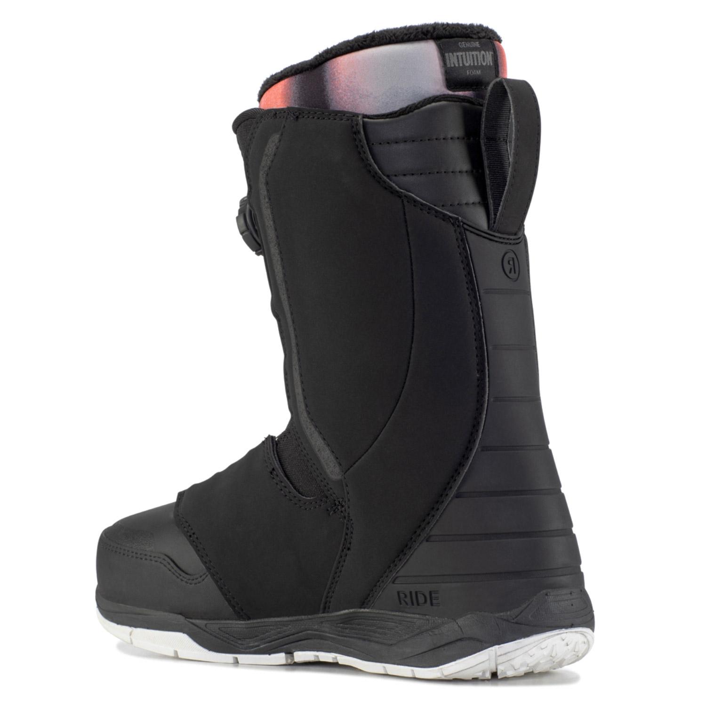 Ride Lasso Pro Wide Snowbard Boots Black 2021