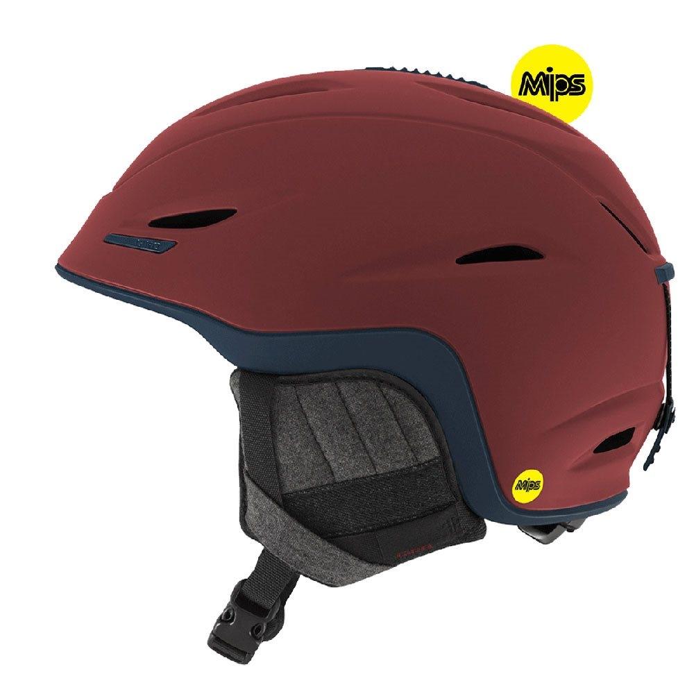 Giro Union MIPS Helmet Matte Maroon / Turbulence Mountain Division 2018