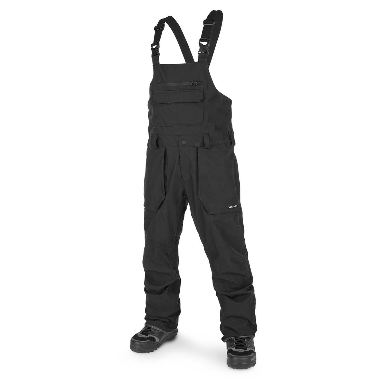 Volcom Roan Bib Overall Black 2021